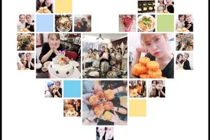 365-020 │ 謝謝我的愛們的生日驚喜 (音)