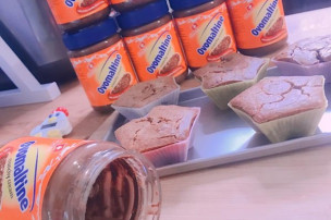 365-029 │ 阿華田脆酷抹醬真的好好吃